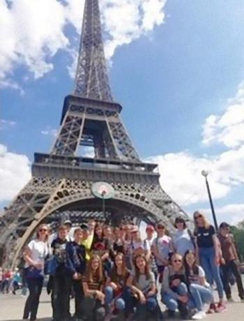 12. Pobyt we Francji