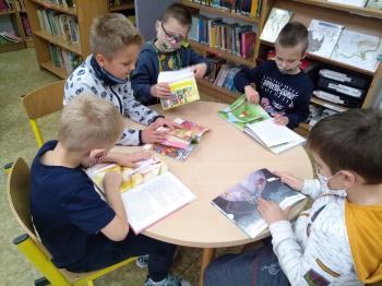 7. Edukacja czytelnicza w bibliotece szkolnej