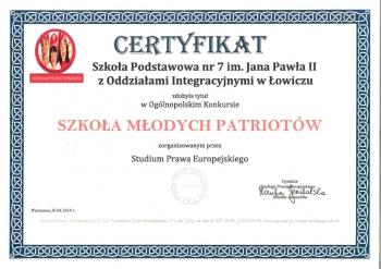 Szkola Patriotow