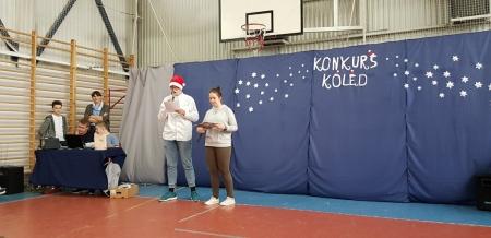 Szkolny konkurs kolęd 2018