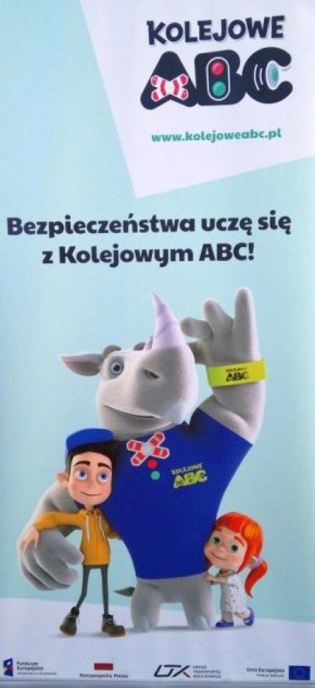 Bezpieczeństwa uczę się  z Kolejowym ABC