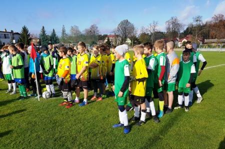 Piłka nożna | Puchar Tymbarka - eliminacje powiatowe
