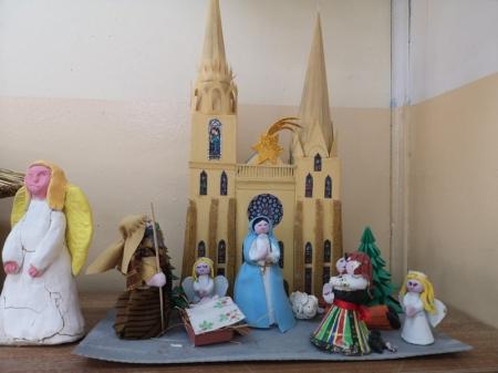 Najładniejsza świąteczna dekoracja klasy