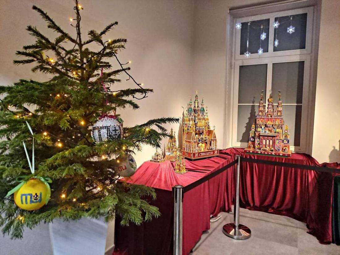 """Konkurs """"Świąteczna bombka bożonarodzeniowa"""""""