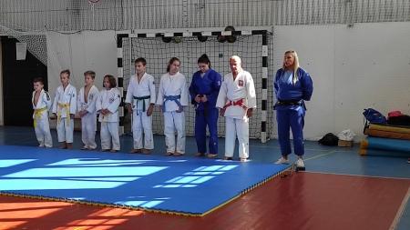 Zachęcanie dzieci do aktywności sportowej poprzez judo